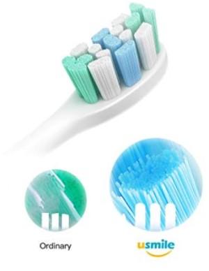 tête de brosse pour brossage électrique